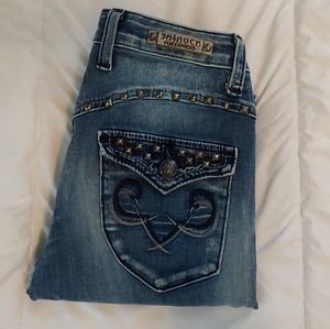 RE⚡ROCK FOR EXPRESS JEANS